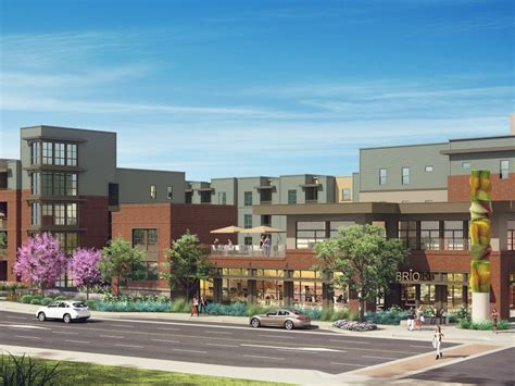 brio cherry creek mall upscale walnut creek residential project completed