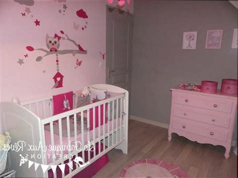 idee deco chambre bebe fille revger com idee deco chambre bebe fille et gris