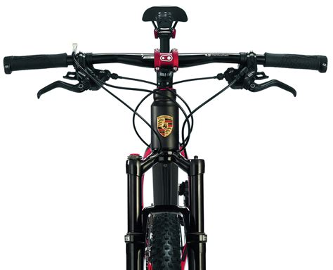 porsche mountain bike for sale porsche bicycles with anti theft label the most