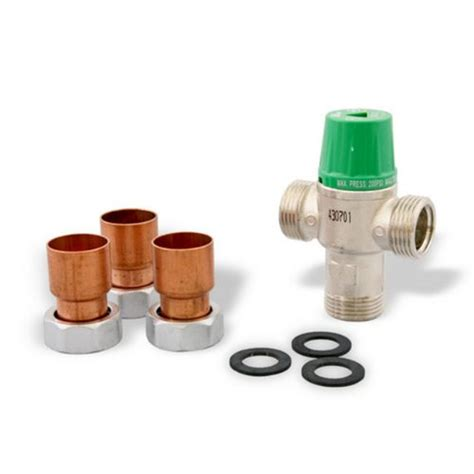 Asse Plumbing by 5004 C3 1 Quot Union Sweat Mixing Valve Asse 1017 Hardware