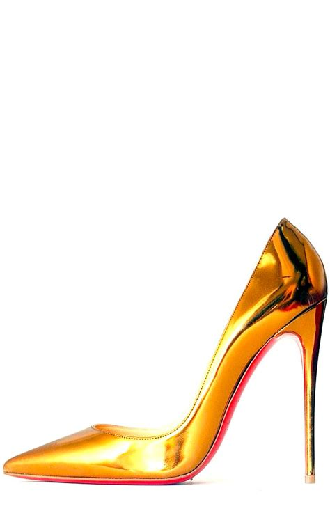 A Letter To Christian Louboutin by 1000 Images About Gold On