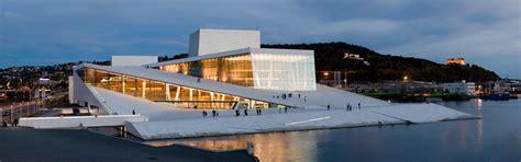 banner design oslo oslo opera house norway most beautiful spots