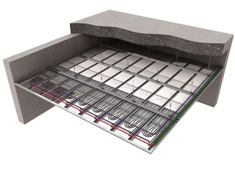 sistema radiante a soffitto sistema radiante a soffitto chemidro cd 4 wavin italia