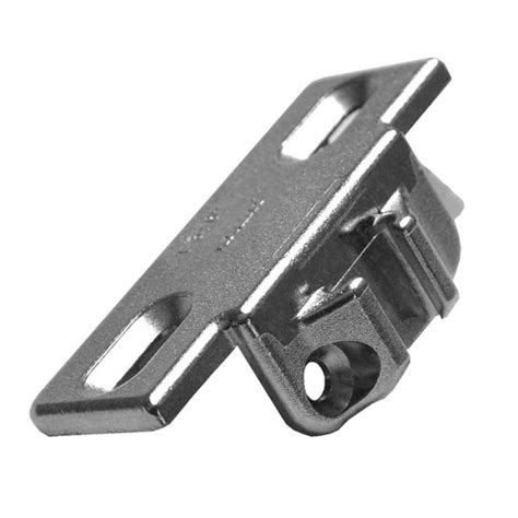 kitchen cabinet hinge mounting plates blum compact 33 1 3 8 quot overlay mounting plate 130 1140 02
