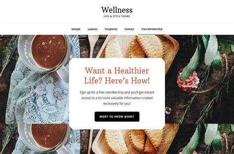Studiopress Wellness Pro Theme wellness pro theme by studiopress frip in