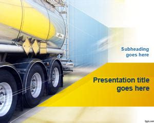 Free Logistic Powerpoint Templates Transportation Powerpoint Templates