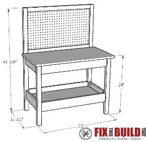 kids work bench plans 1000 ideas about workbenches on pinterest woodworking