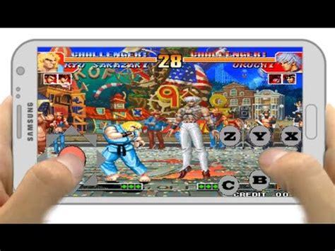 tiger arcade apk bios kof97 ken plus hack en android tiger arcade fba4droid y kawaks arcade
