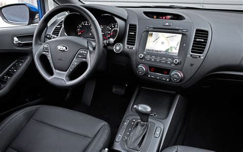 Kia Forte Interior Car Picker Kia Forte Interior Images