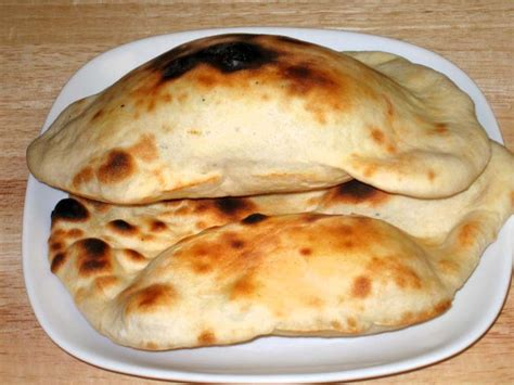 S Kitchen Recipes by Naan Oven Baked Flat Bread Manjula S Kitchen Indian