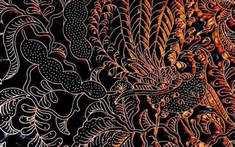 desain batik jumputan contoh batik banyuwangi 600 tips