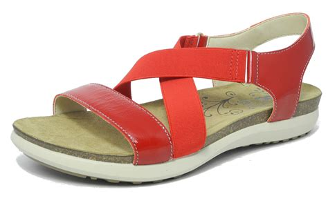italian comfort shoes womens ladies italian leather comfort elasticated strap