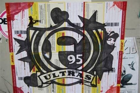 Ultras Fortuna Aufkleber by Erstes Projekt Ultras Streetart Skrippy