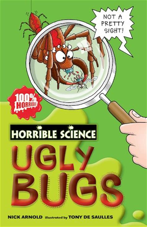 Bugs And Nature Horrible Science horrible science bugs scholastic shop