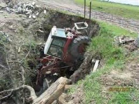 mud boat fails tractor fails compilation youtube