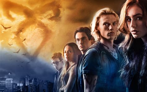 city of bones the mortal instruments city of bones wallpapers hd