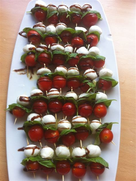 favourite and really easy to make canape wedding ideas