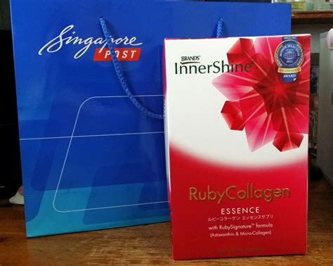 Innershine Ruby Collagen mille feuille