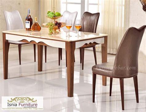 Kursi Makan Jok 4 meja makan minimalis 4 kursi modern model kursi cafe dan