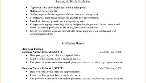 Official Resume Template by Official Resume Templates Krida Info