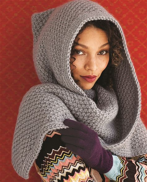 25 best ideas about crochet hooded scarf on