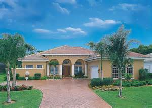 sater design collection s 6756 quot kinsey quot home plan mediterranean exterior miami by sater
