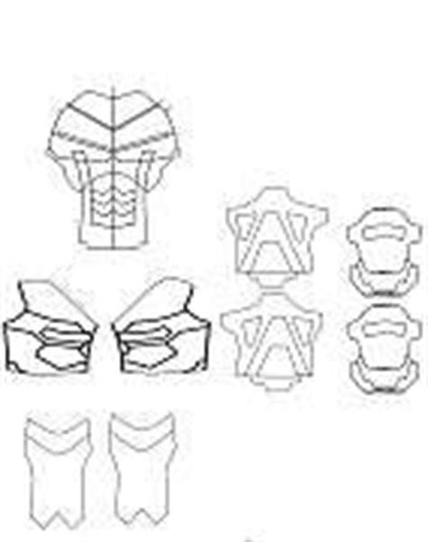 Deathstroke Armor Template 1000 images about deathstroke on