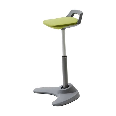 sit stand chair stool matrix sit stand stool green officeworks