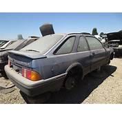 Junkyard Find 1988 Merkur XR4Ti  The Truth About Cars
