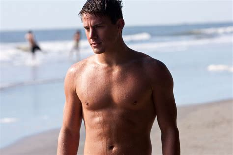 does channing tatum have tattoos channing tatum s sexiest shirtless pictures popsugar