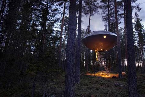 tree hotel sweden treehotel in sweden designer hotel in northern sweden