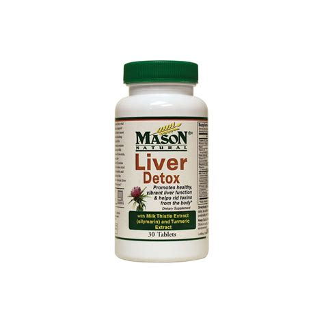 Home Liver Detox Cleanse by Liver Detox 30 Tabs