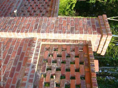 Garden Brick Wall Designs Asola Garden Landscaping Learn How