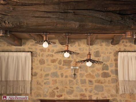 illuminazione per interni rustici interni rustici affordable da letto etnica