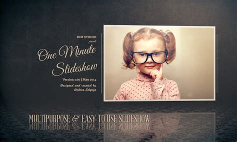 after effect slideshow template 30 vintage style after effects templates naldz graphics
