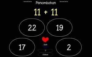 Perkalian Itu Asyik Menyenangkan sebran bahasa indonesia sekar gadhing