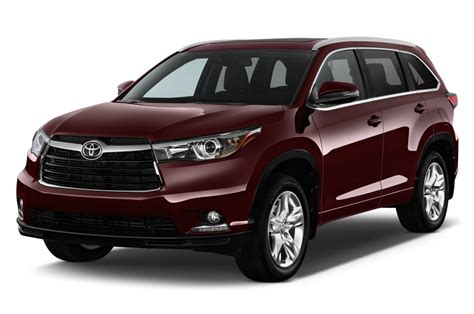 toyota jeep 2016 2014 toyota highlander reviews and rating motor trend