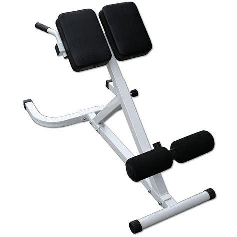 45 hyperextension bench 45 degree hyperextension bench by deltech fitness
