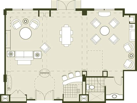 rosen shingle creek floor plan luxury orlando meeting convention hotel hospitality