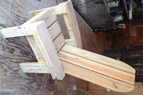 Diy Deck Chair Plans by Free Deck Lounge Chair Plans Woodworking Projects