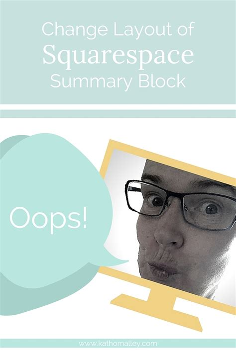 change blog layout squarespace how to change the layout of your squarespace summary block
