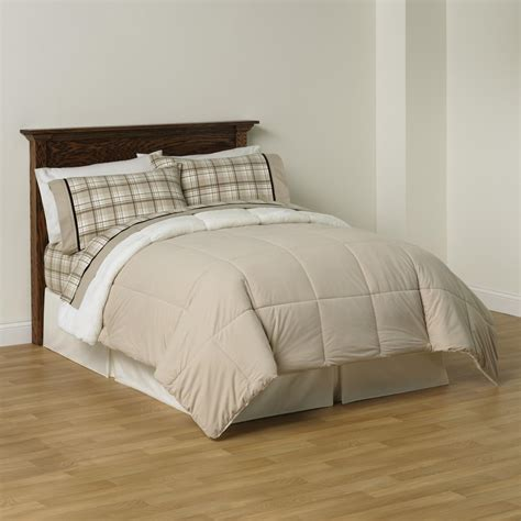 tan down alternative comforter cannon cozyspun to microlight down alternative comforter