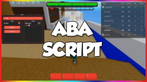aba script roblox anime battle arena hackscript