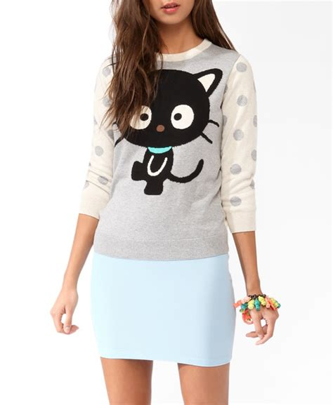 Chococat Hoddie Sweater 17 best images about forever 21 on