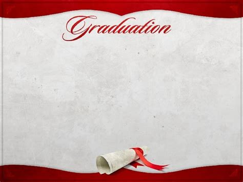 graduation powerpoint template background design for graduation clipartsgram
