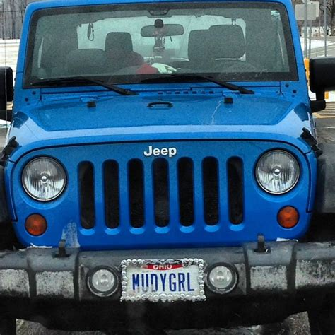 Jeep License Plate Ideas 36 Best Images About Vanity Plates On Licence