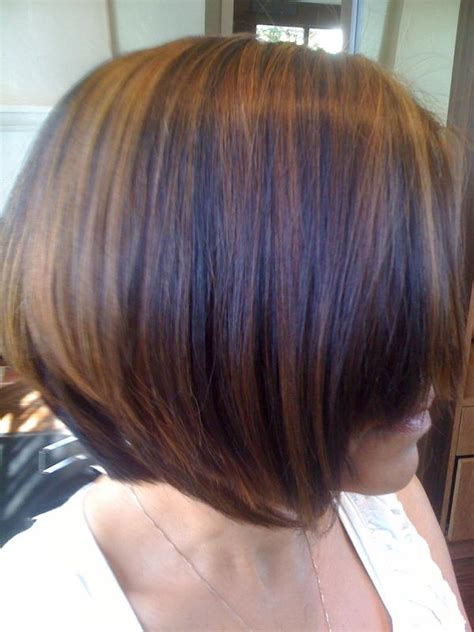 multie colored bob hair styles multi colored hair highlights 30 sexy brown hair with