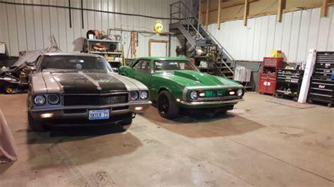 1971 buick skylark custom coupe 2 door 5 7l