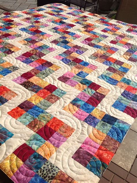 Way Quilt by Radio Way Quilt Pattern Jaybird Quilts Each Square