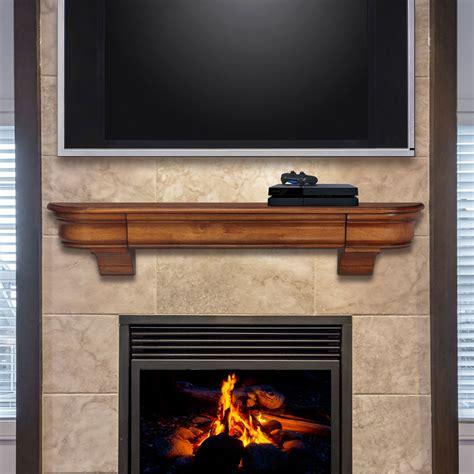 mantel shelves glendale wood mantel shelves fireplace mantel shelf